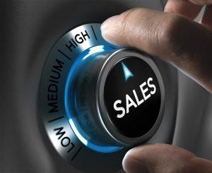 הגדלת המכירות